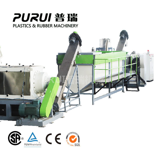Waste PE/PP film washing machine